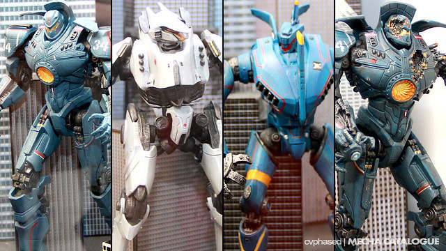 New York Comic Con 2014 - NECA Pacific Rim