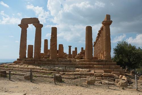Valle dei Templi:Tempio di Giunone