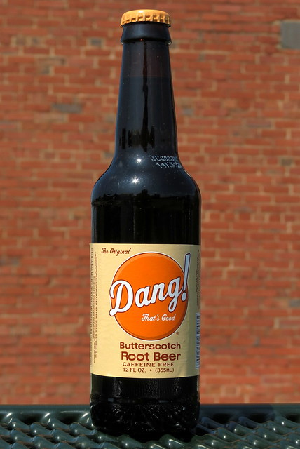 Dang!  That's Good Butterscotch Root Beer