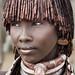 Ethiopia, Portrait of Hamer woman by **luisa**