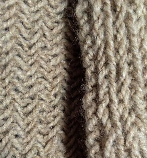 Herringbone Cowl