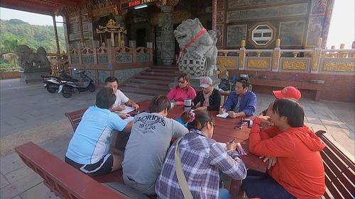 聯盟也推廣小琉球的人文旅遊。