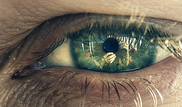 Pupille Nikon