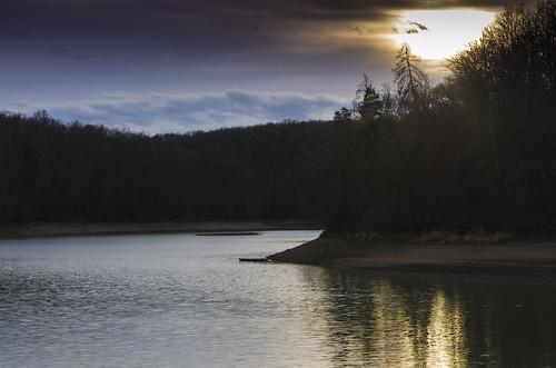 lac couchédesoleil