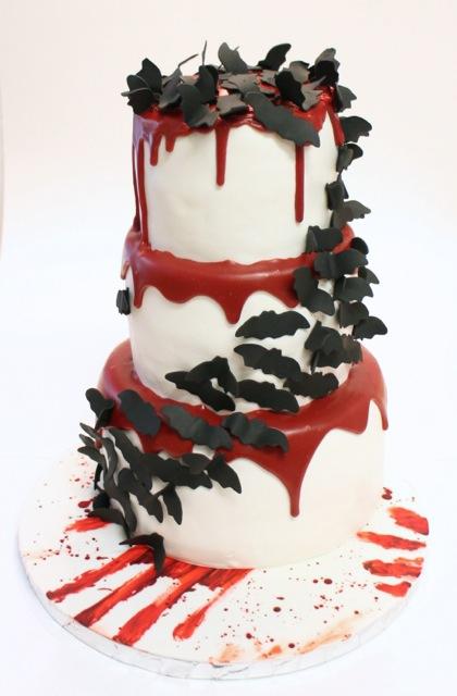 Halloween cake 2014
