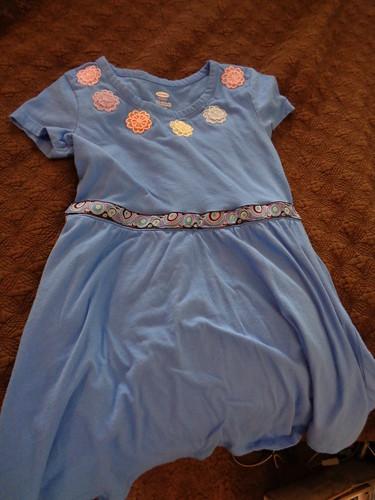 embellished dress - the whole thing
