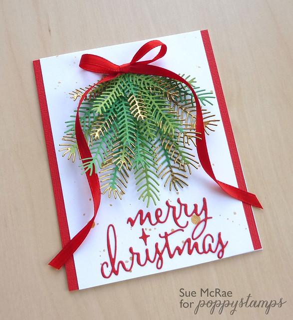 Sue McRae Holiday Blitz Christmas Swag
