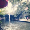 My view from lunch #sanantonio #riverwalk #casario