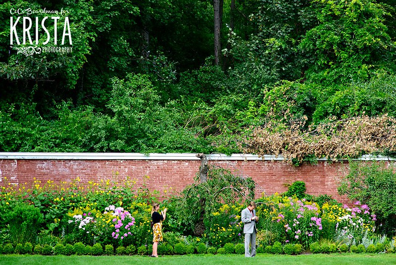 Lovely Summer Wedding at the Lyman Estate