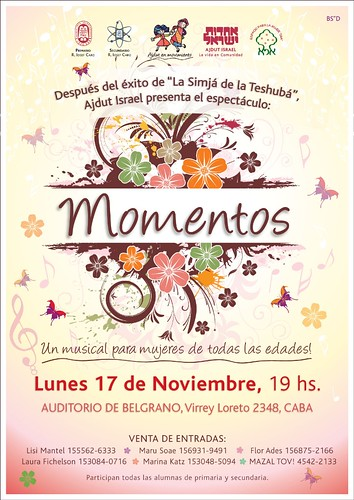 Afiche Momentos 3