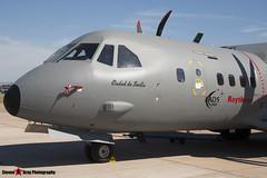 EC-296 - S-001 - CASA - CASA 295M - Fairford RIAT 2006 - Steven Gray - CRW_1887