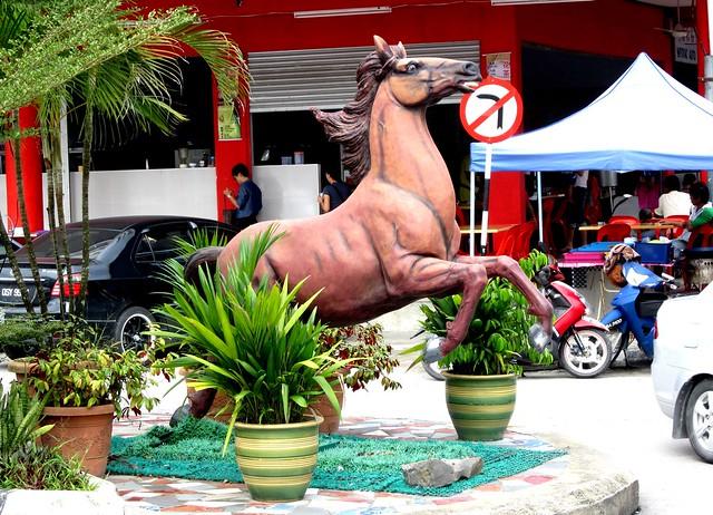 Farley horse
