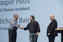 Richard Bair, Jasper Potts and Peter Utzschneider, JavaOne Strategy Keynote, JavaOne 2014 San Francisco