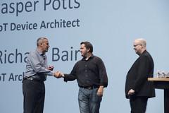 Richard Bair, Jasper Potts and Peter Utzschneider, JavaOne Strategy Keynote, JavaOne 2014 San Francisco