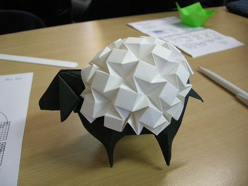 Lyon Ultimate Origami 2014