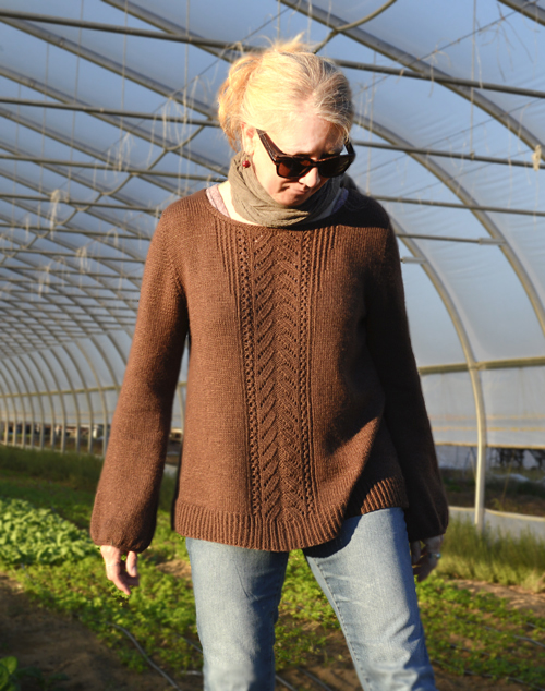 Meadow Road Pullover