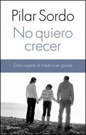 No Quiero Crecer - Pilar Sordo
