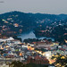 View of Kandy Town by Nuwan Liyanage - Sri Lanka