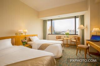 Twin Deluxe Superior - Hanoi Hotel