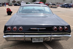 Mesquite - Impala 1965 from the back