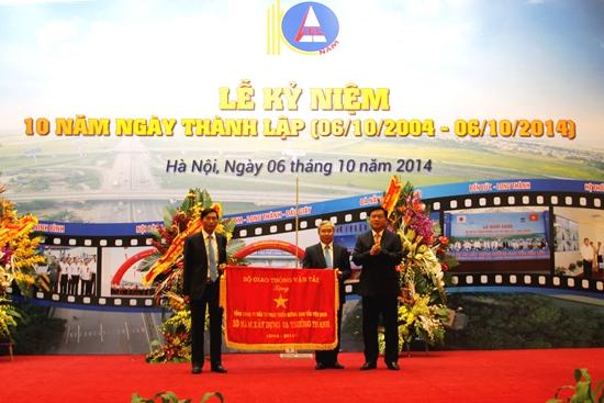 Lễ kỷ niệm 10 năm ngày thành lập Tổng Công ty ĐTPT Đường cao tốc Việt Nam