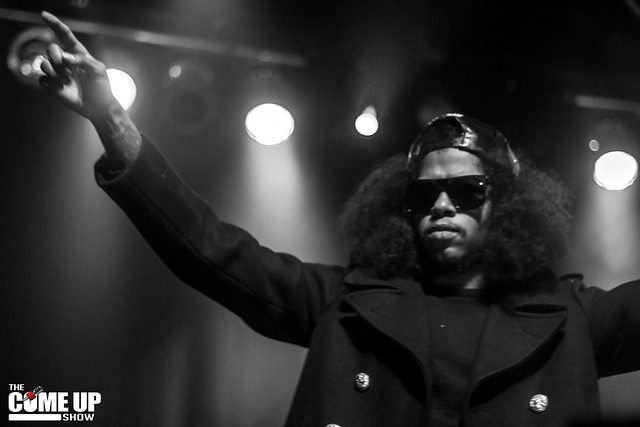 Ab-Soul These Days Tour Toronto 2014