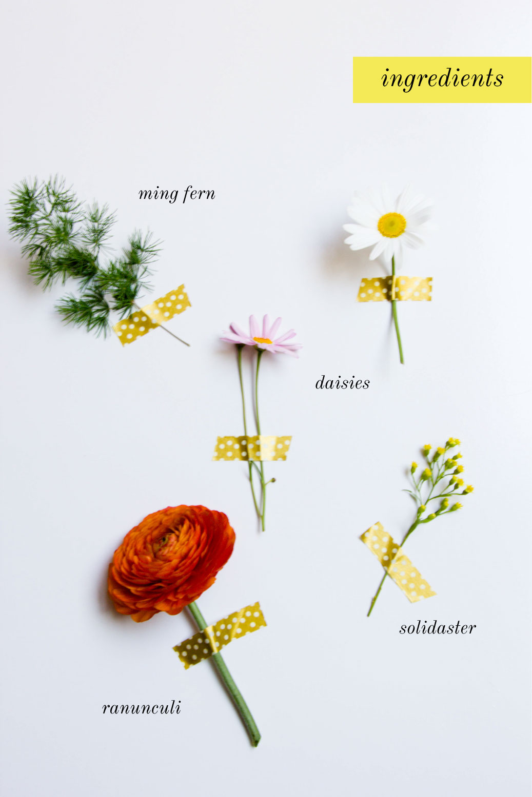 ingredients-table-floral-arrangement