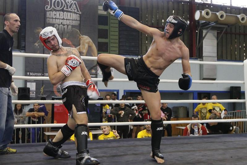 Joya Kickboxing Championship 2014 - Part III - 5 Οκτωβρίου 2014