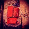 Bricks and mortar. #ondragontime #southernillinois #smalltown #rural #mtvernonil #bricks #ruins #abandoned