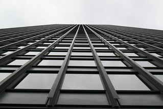 Kluczynski Federal Building. Mies van der Rohe.