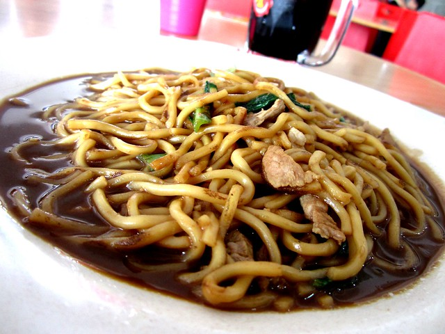 Tasty Taste Cafe, Foochow fried noodles