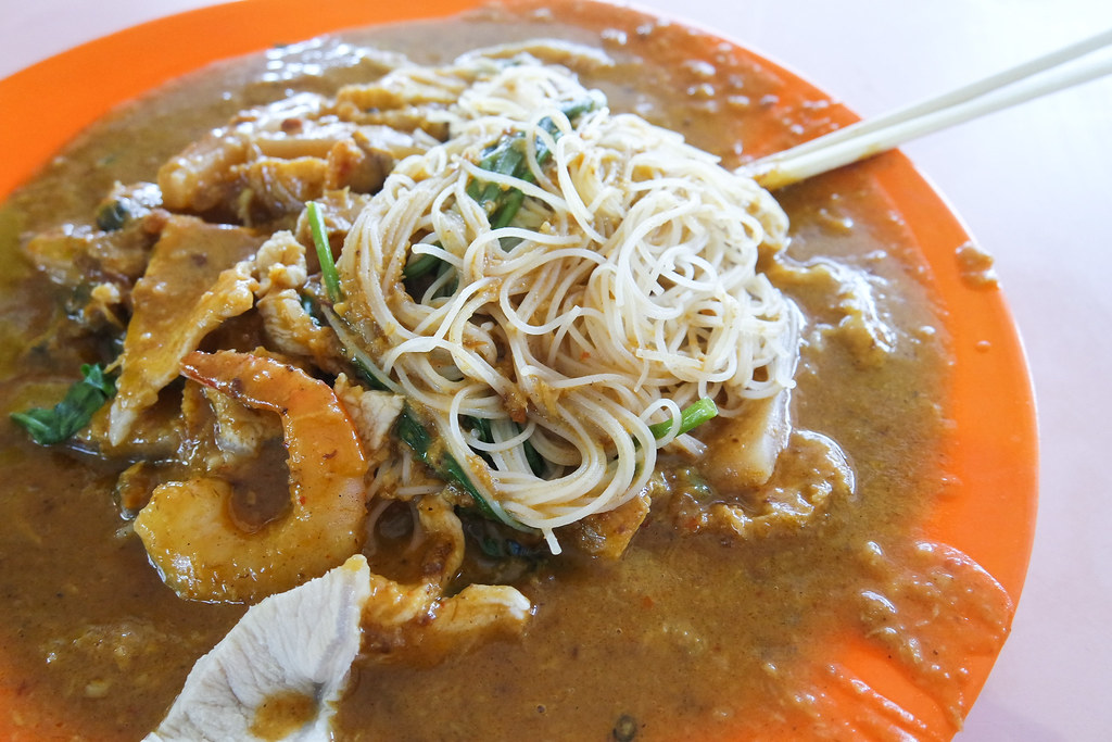 Centre Satay Bee Hoon