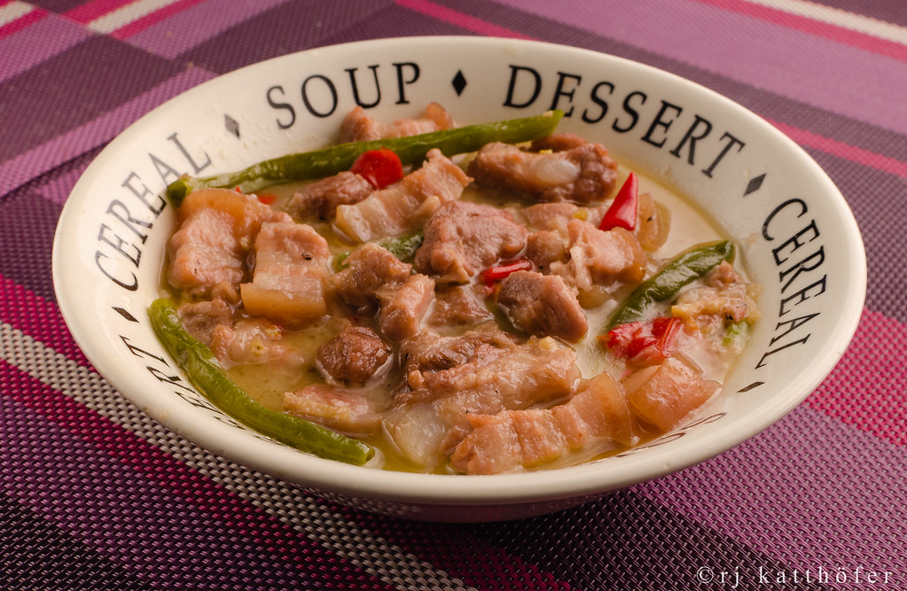 Bicol Express | popular Filipino dish which was popularized