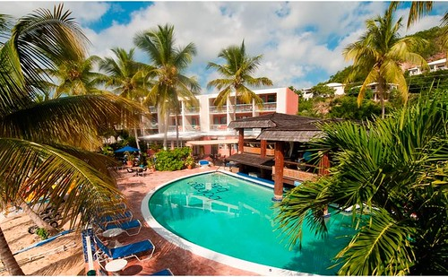 A Resort With All Inclusive Facilities at Virgin Islands
