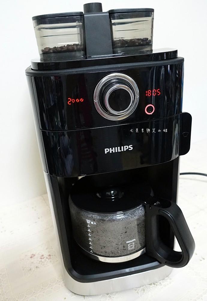 18 飛利浦2+全自動雙豆槽咖啡機