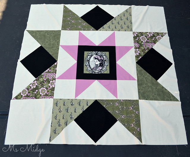 Bright Sky Quilt Along