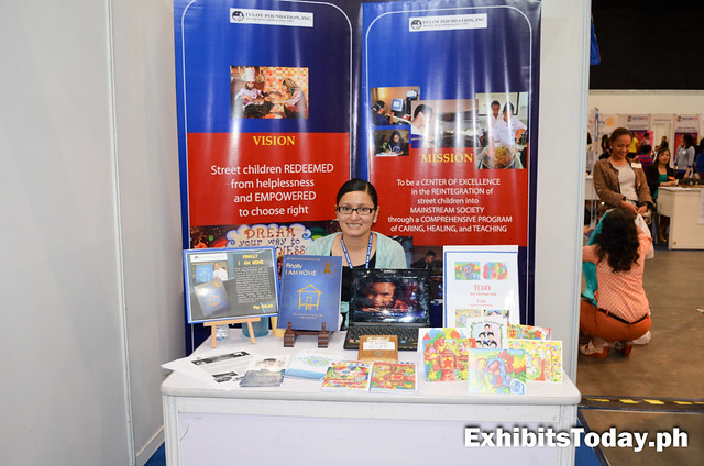 Tuloy Foundation Booth
