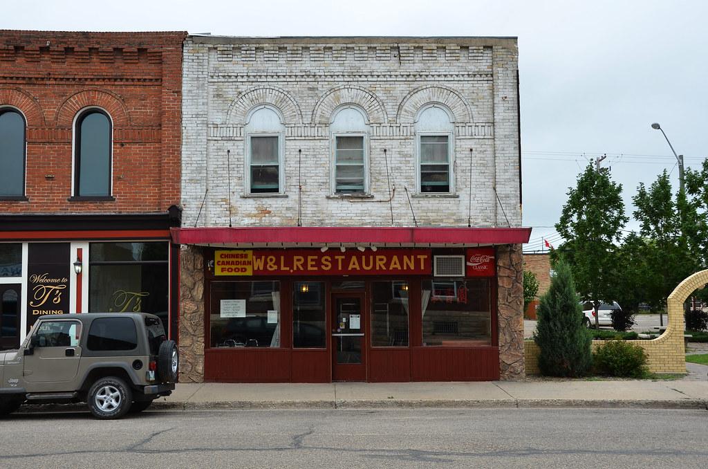 Virden (MB) Canada  City pictures : summer canada building restaurant w august manitoba l virden 2014 8月 ...