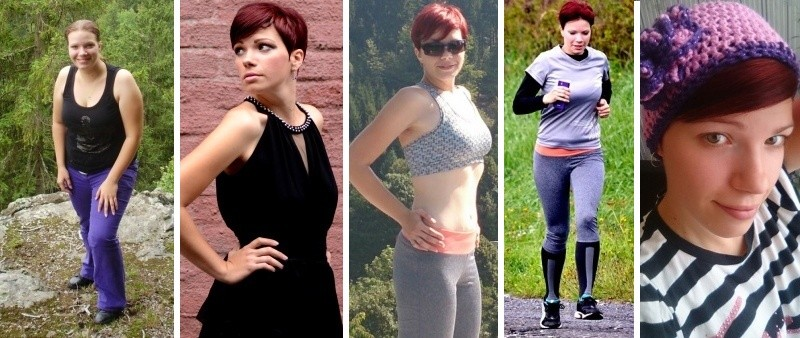 20 věcí, díky kterým jsem shodila 28 kg a začala běhat