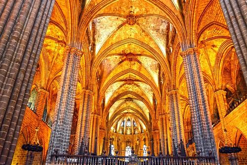 Santa Maria del Mar, Barcelona.