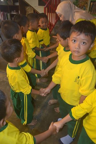 Kampanye Cuci Tangan #PasukanTanganBersih