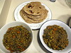 Dahl and Chapatis
