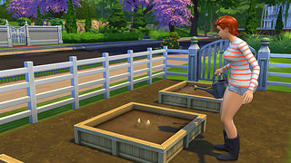 cowplant the sims 4 3