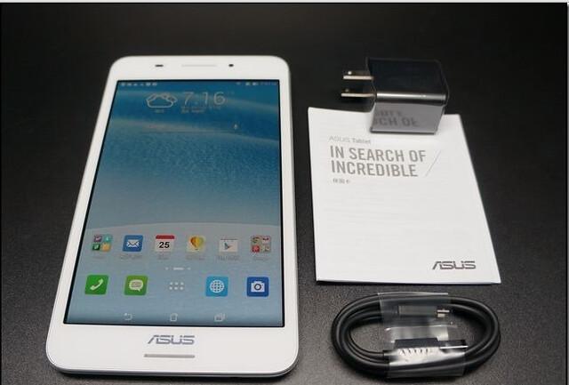 Fonepad 7 FE375 tablet gọi thoại mới nhất từ ASUS - 41157
