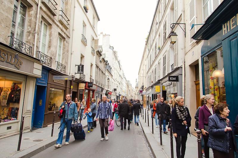 Rue des Francs-Bourgeois