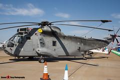 ZE420 189 - WA958 - Royal Navy - Westland WS-61 Sea King ASaC7 - Fairford RIAT 2006 - Steven Gray - CRW_1991