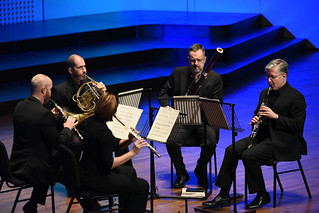 The NAC Orchestra Wind Quintet
