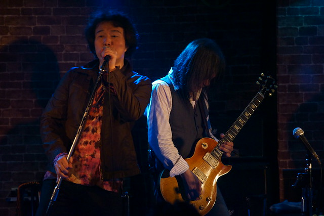 TONS OF SOBS live at Knock, Tokyo, 26 Oct 2014. 090