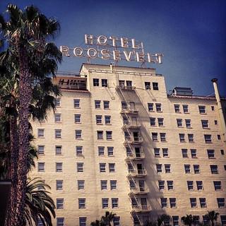 Hotel Roosevelt.