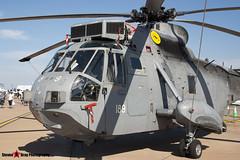 ZE420 189 - WA958 - Royal Navy - Westland WS-61 Sea King ASaC7 - Fairford RIAT 2006 - Steven Gray - CRW_1992